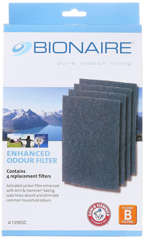 Bionaire Enhanced Odour Carbon Filter, A1260C-CN9