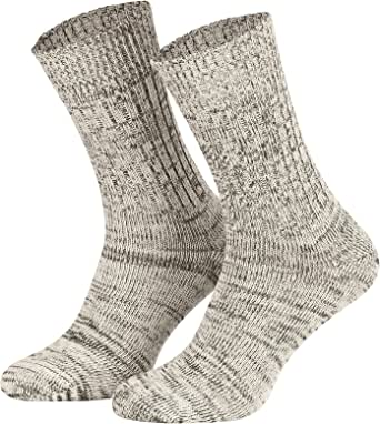 Piarini - 5 pares de calcetines - Ideales para vaqueros - 100 ...