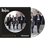 Clementoni - 21403.7 - Puzzle - Beatles - Can't Buy Me Love -  212 Pièces - Rond