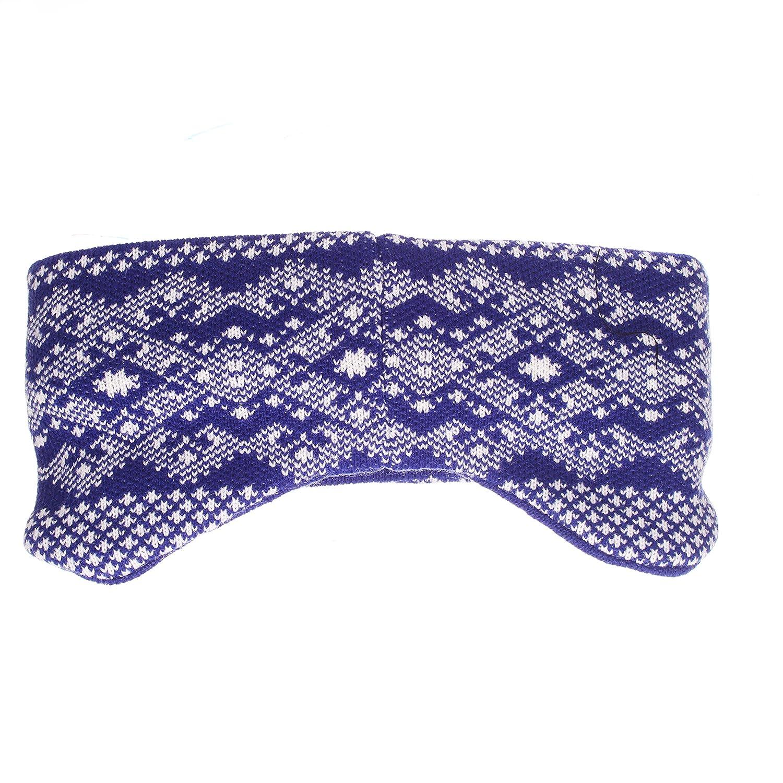 Frost Bite Knit Headband Adjustable Team Color Zephyr Graf-X FRB00