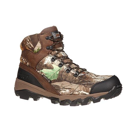 """Men's 6"""" AdaptaGrip Waterproof Outdoor Boot-RKYS154"""