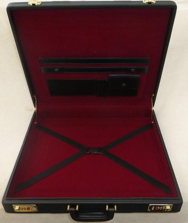 Masonic Grand Lodge Regalia Case - RED Lining - LR465 The Lodge
