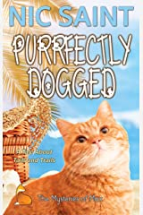 Purrfectly Dogged (The Mysteries of Max Book 19) Kindle Edition