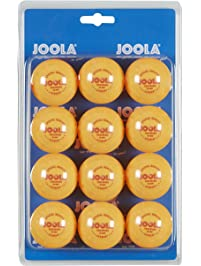 JOOLA Rossi 3-Star Table Tennis Balls 6 Pack