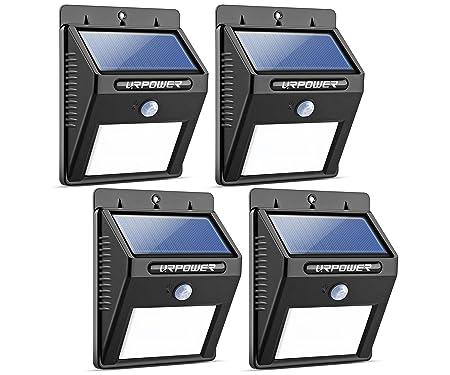 URPOWER Solar Lights Outdoor Light