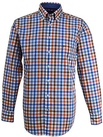 Fynch Hatton Herren Freizeithemd 142–5500  Amazon.de  Bekleidung d9929e034d