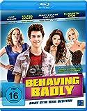 Behaving Badly-Brav Sein War Gestern [Blu-ray] [Import allemand]