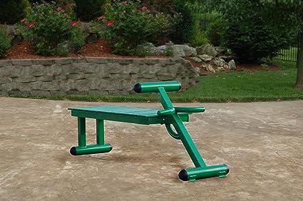 Astounding Stamina Outdoor Fitness Bench Bralicious Painted Fabric Chair Ideas Braliciousco