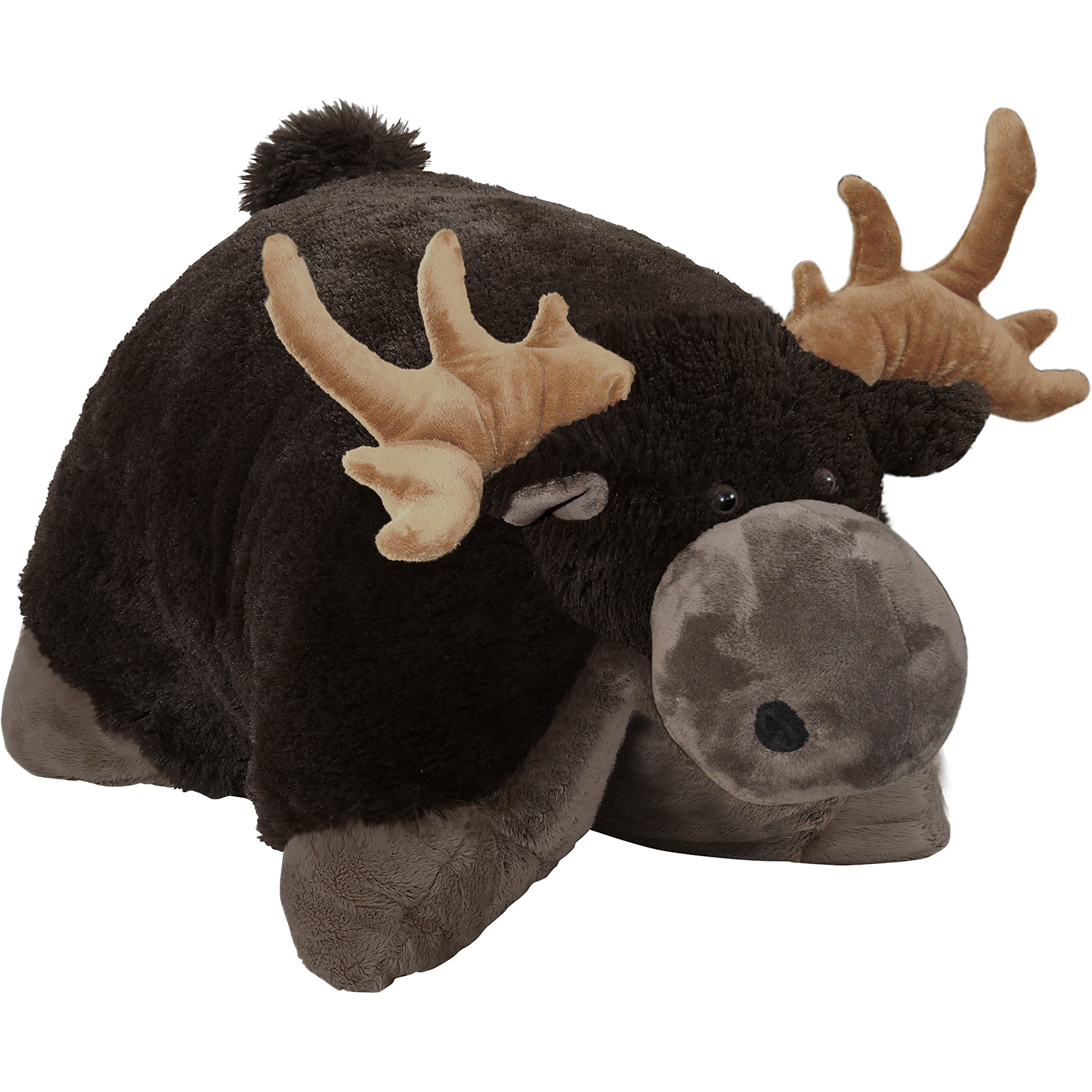 Pillow Pets Wild Moose Stuffed Animal Plush Toy 18 by Pillow Pets
