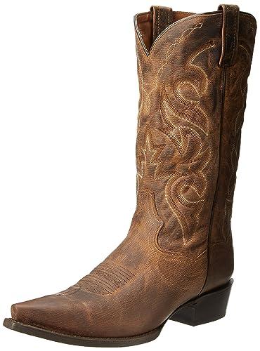 Amazon.com | Dan Post Men's Renegade Snip-Toe Western Boot | Western