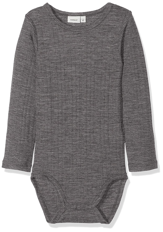 Designermode gut aussehend attraktive Designs Name It Baby Boys' Nbmwang Wool Needle Ls Body Noos Footies ...