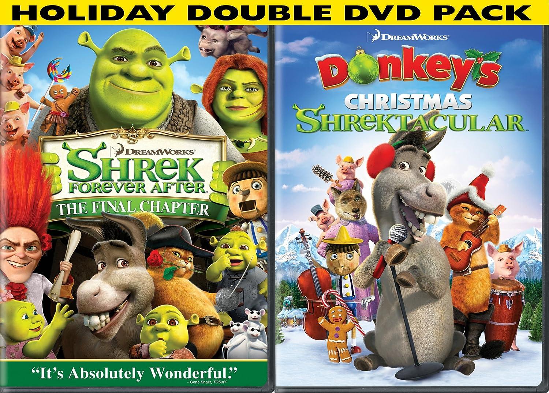 Shrek Christmas.Amazon Com Shrek Forever After Donkey S Christmas