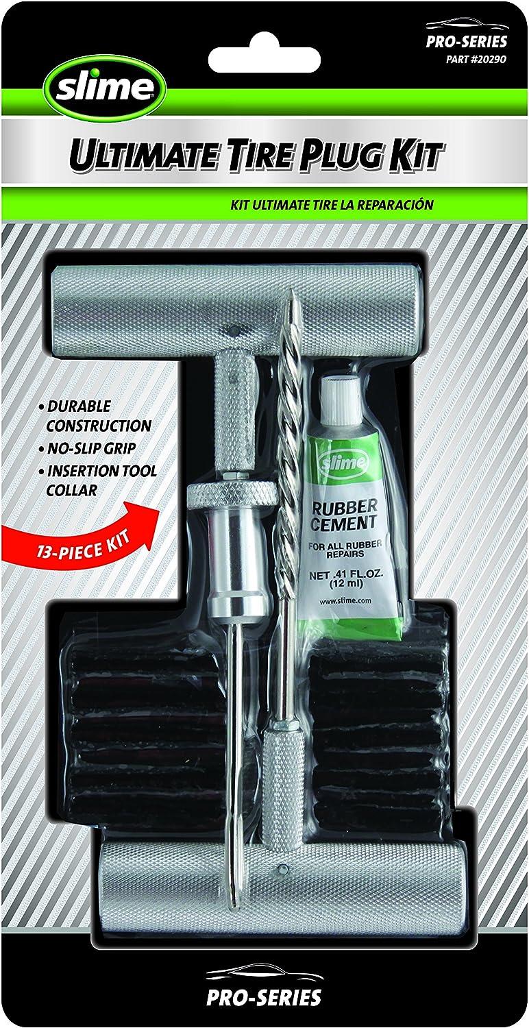 Slime 20290 Pro Series Ultimate Tire Repair Kit