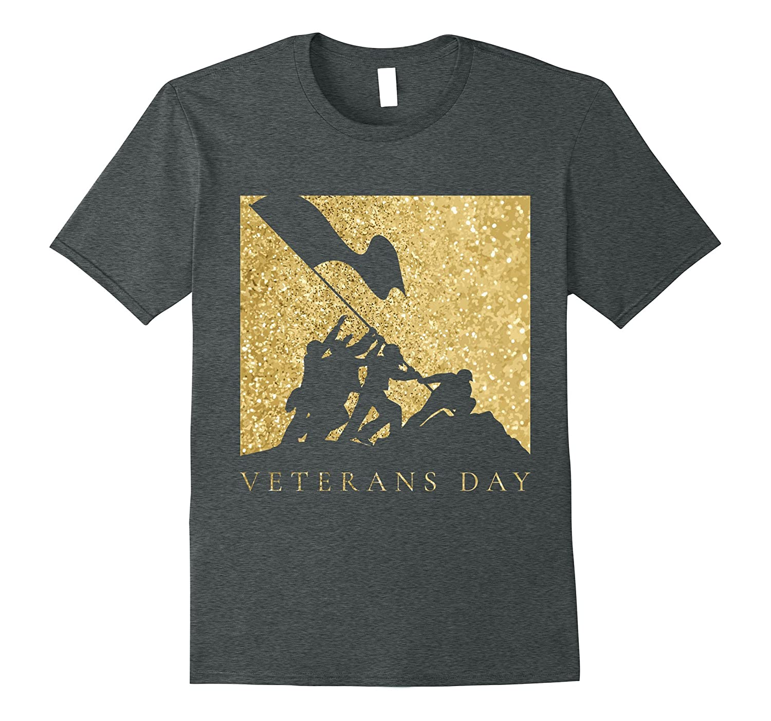 Soldier Veterans Day T-Shirt Thank you Veteran