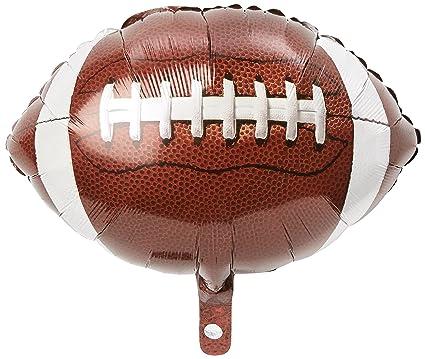 Football 18quot Foil Balloon