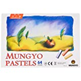 Amazon Price History for:Mungyo Non Toxic Square Chalk, Soft Pastel, 64 Pack, Assorted Colors (B441R078-7003A)