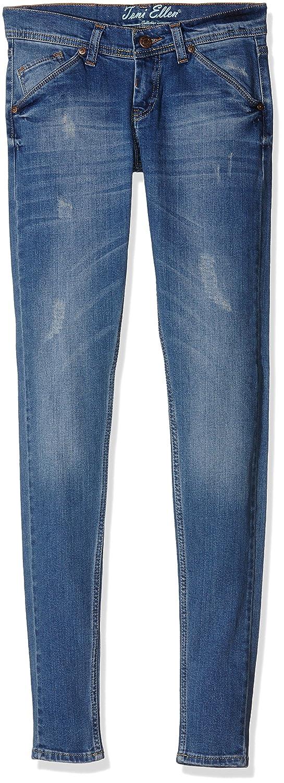 Toni Ellen Blue Rich Jeans Donna