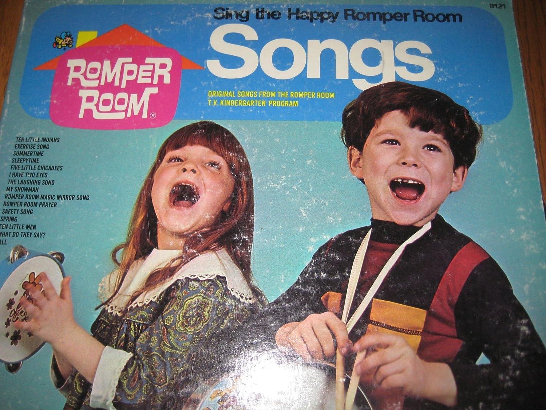 Peter Pan Singers Sing The Happy Romper Room Songs Amazoncom Music