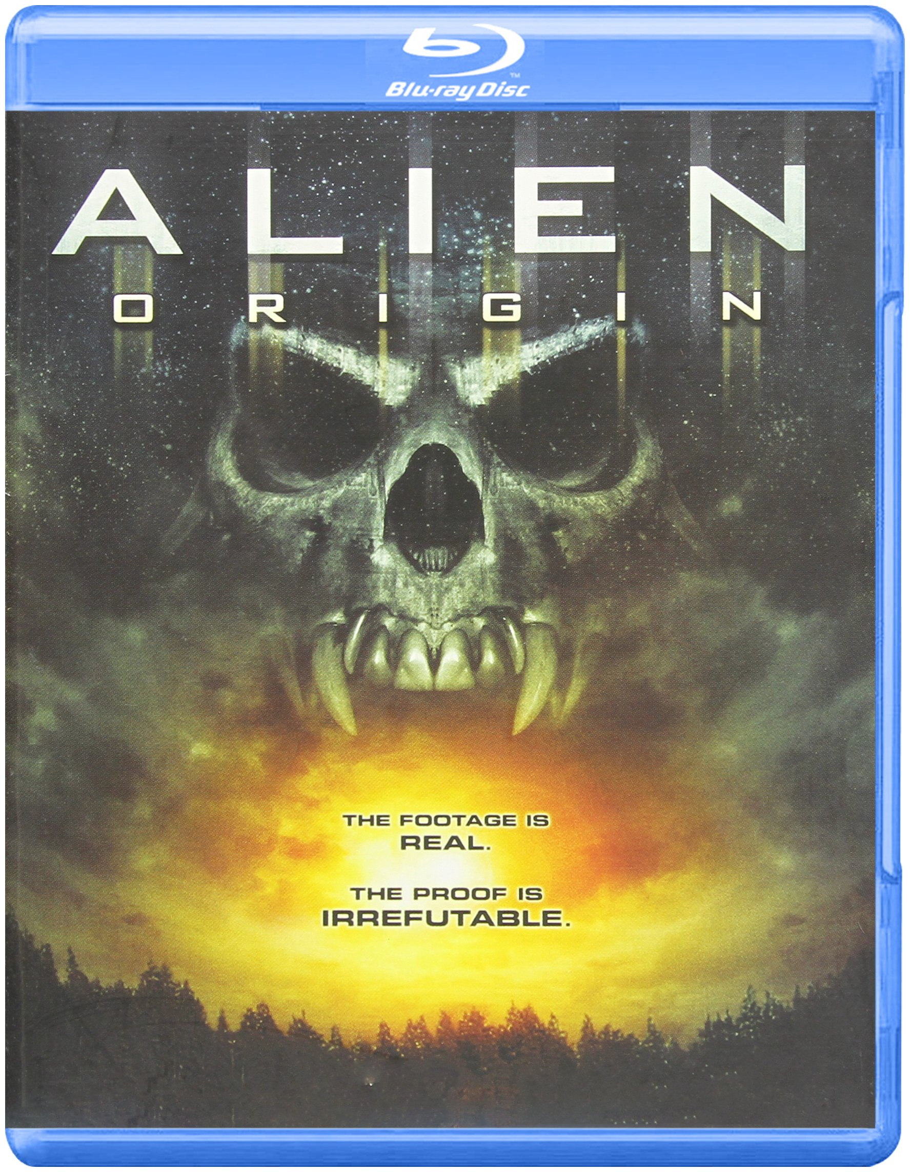 Blu-ray : Alien Origin- (Blu-ray)