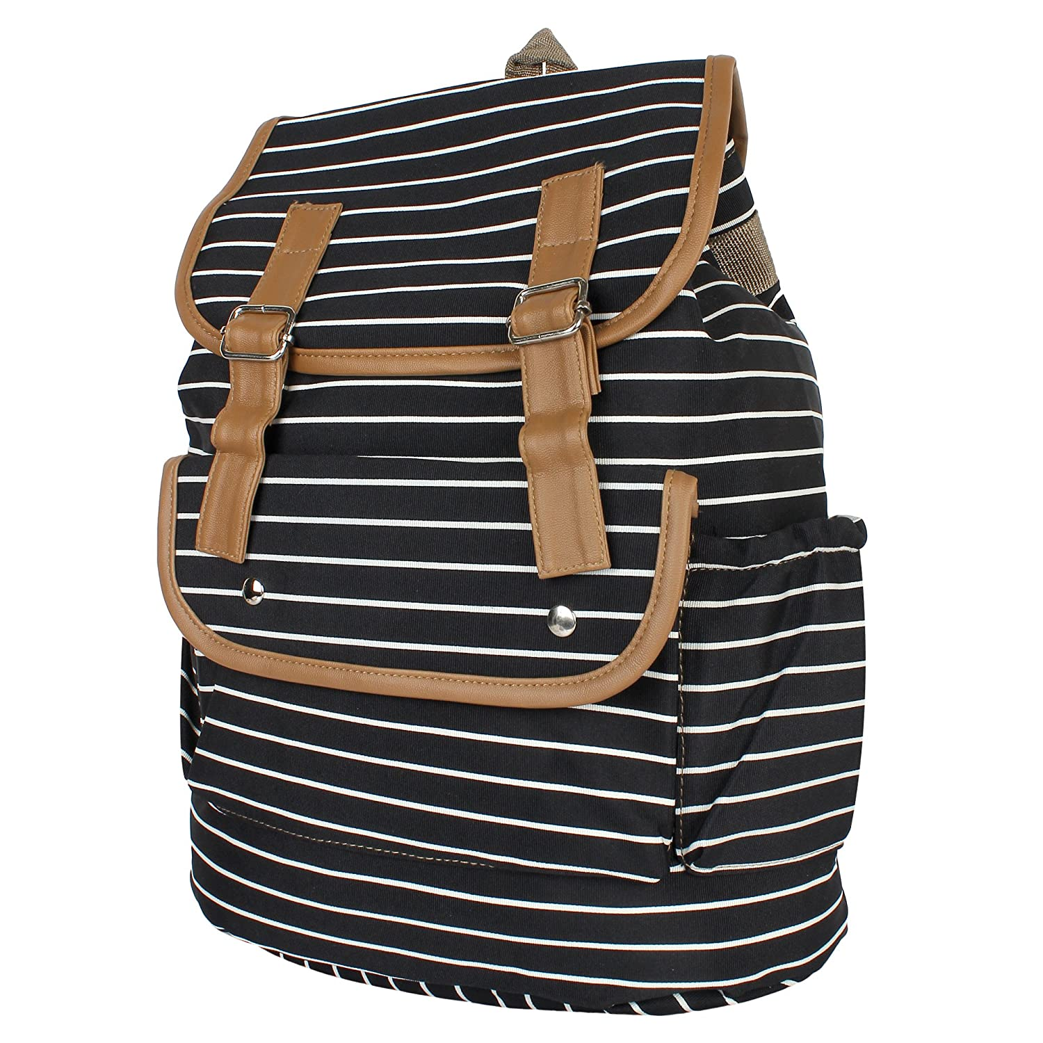 2798fd92ebb0 Buy Atled Black colour Backpack Bag Online at Low Prices in India -  Amazon.in