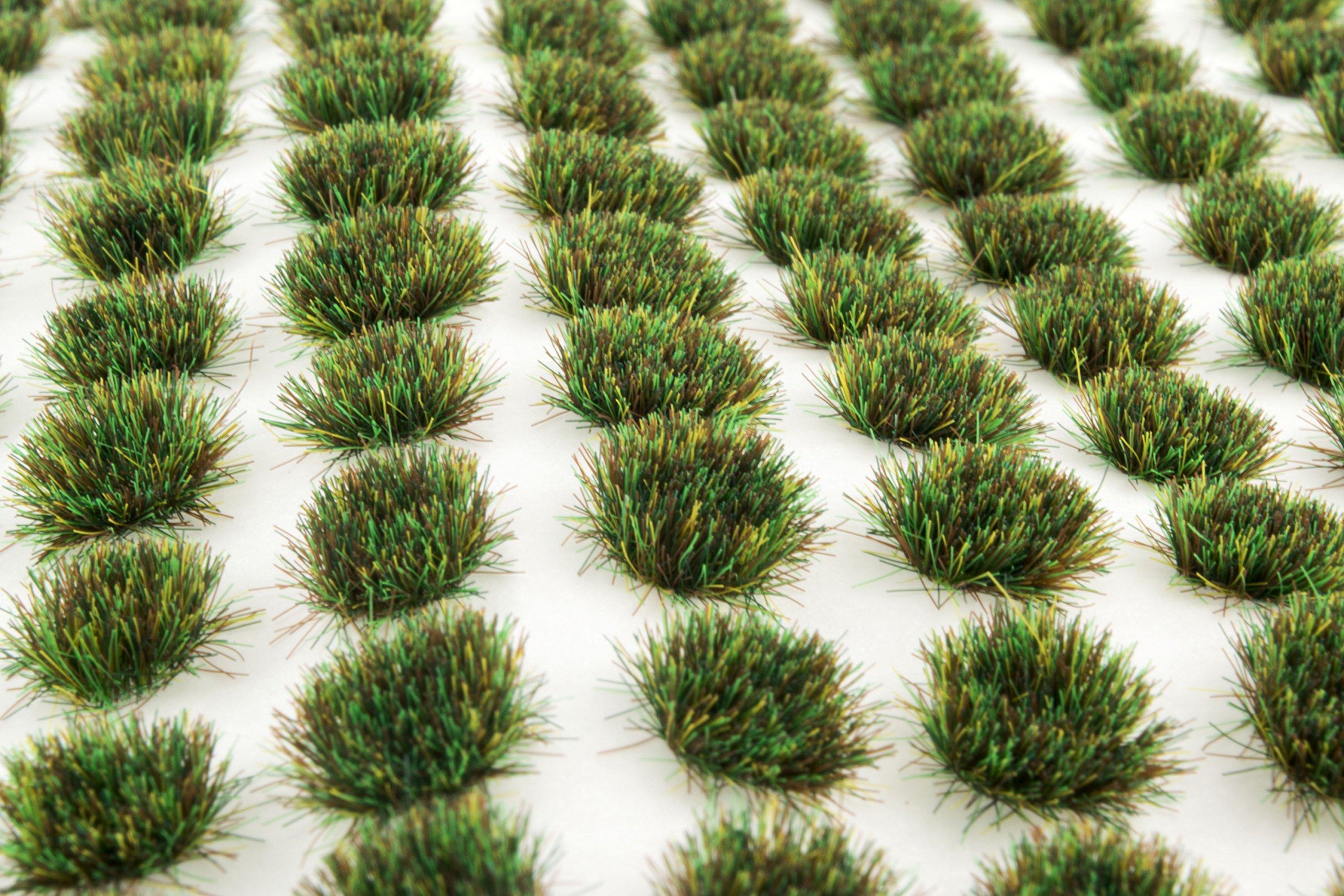 WWS 100 Mechones autoadhesivos de hierba estática de Otoño 4mm - Modelismo Ferroviario, Dioramas, Wargaming, Miniaturas product image