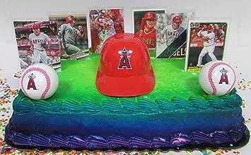 Amazoncom Los Angeles Angels of Anaheim Baseball Team Themed