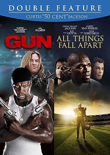 Amazon Com 50 Cent Double Feature Gun All Things Fall Apart Curtis 50 Cent Jackson Mario Vanbles Ray Liotta Val Kilmer Jessy Terrero Movies