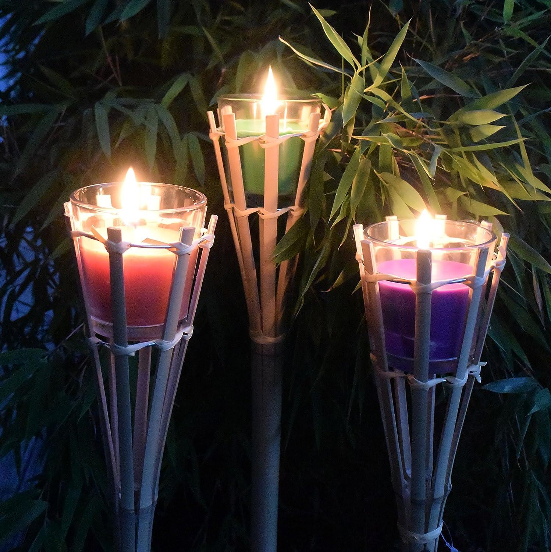 91ZLXGgQn1L._SL1500_ Stilvolle Warum Flackern Kerzen Im Glas Dekorationen