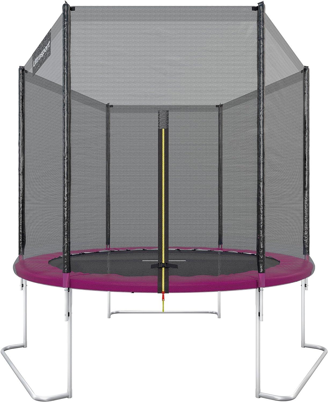 Ultrasport Cama elástica de jardín Jumper Set de trampolin, con ...