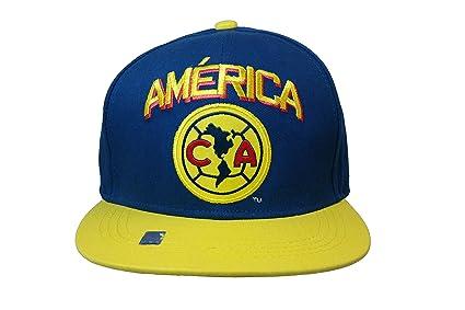 c71b3ba9565d87 Amazon.com : CA CLUB AMERICA OFFCIAL TEAM LOGO CAP / HAT - CA003 ...