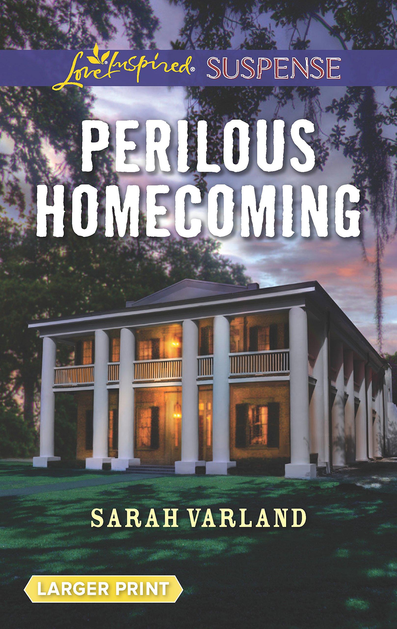 Perilous Homecoming (Love Inspired Suspense) pdf
