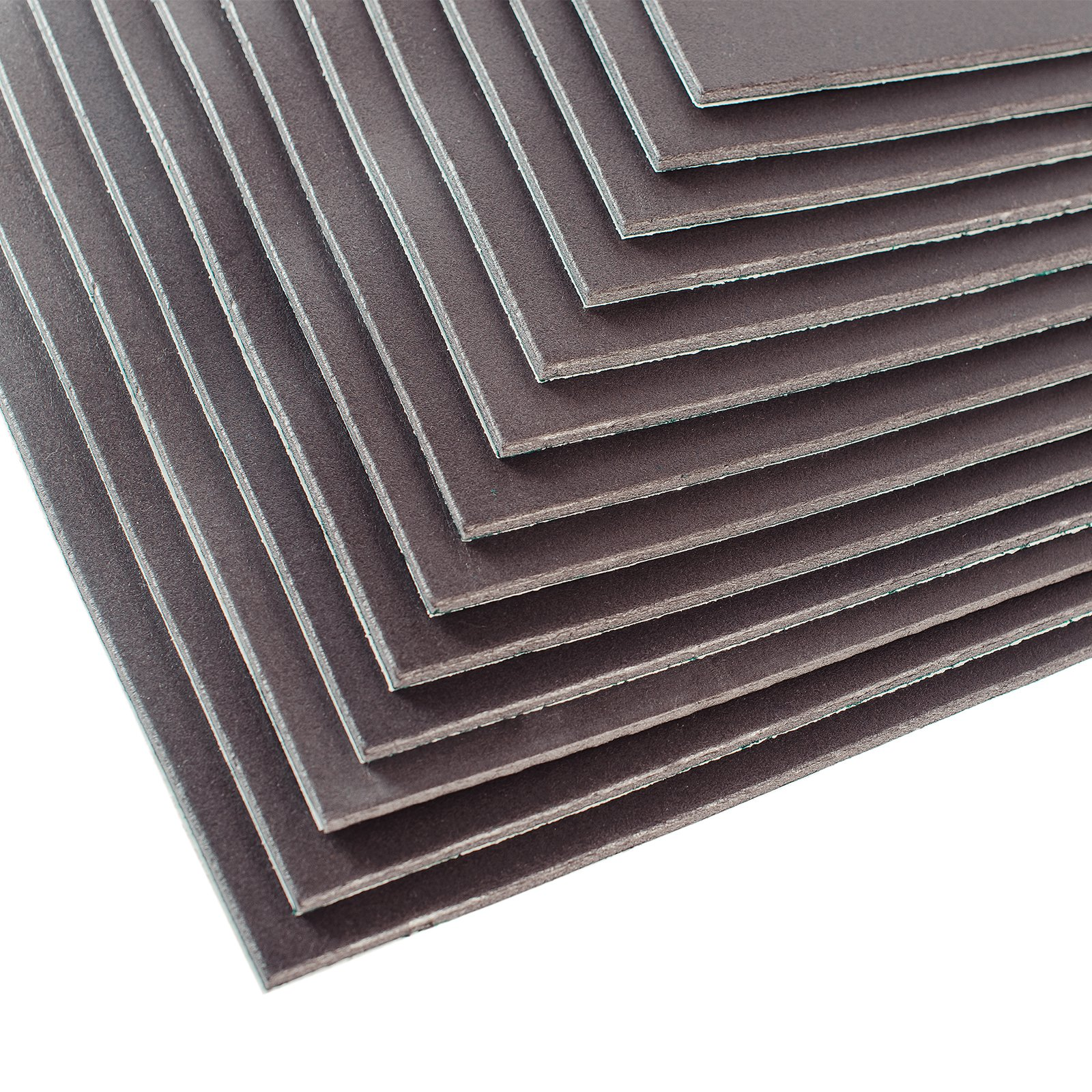 Noico Green 170 mil 18 sqft Сar waterproof sound insulation, heat and cool liner, Self-adhesive Closed Cell PE Foam Deadening Material (1/6'' Thick Sound Deadener)