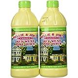 Nellie & Joe's: Key West Lime Juice, 16 oz (2 pack)