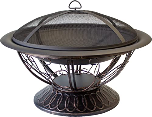 Hiland FT-022 Outdoor Fire Pit