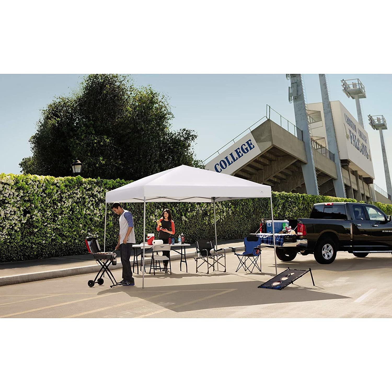 Amazon.com Sportcraft 10u0027x10u0027 Straight Leg Instant Canopy Garden u0026 Outdoor  sc 1 st  Amazon.com & Amazon.com: Sportcraft 10u0027x10u0027 Straight Leg Instant Canopy: Garden ...