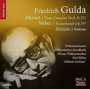 Pno Con 9 / Konzertstuck / Burleske