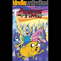 Adventure Time Vol. 10 book cover
