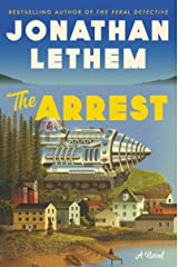 The Arrest: A Novel Kindle Edition