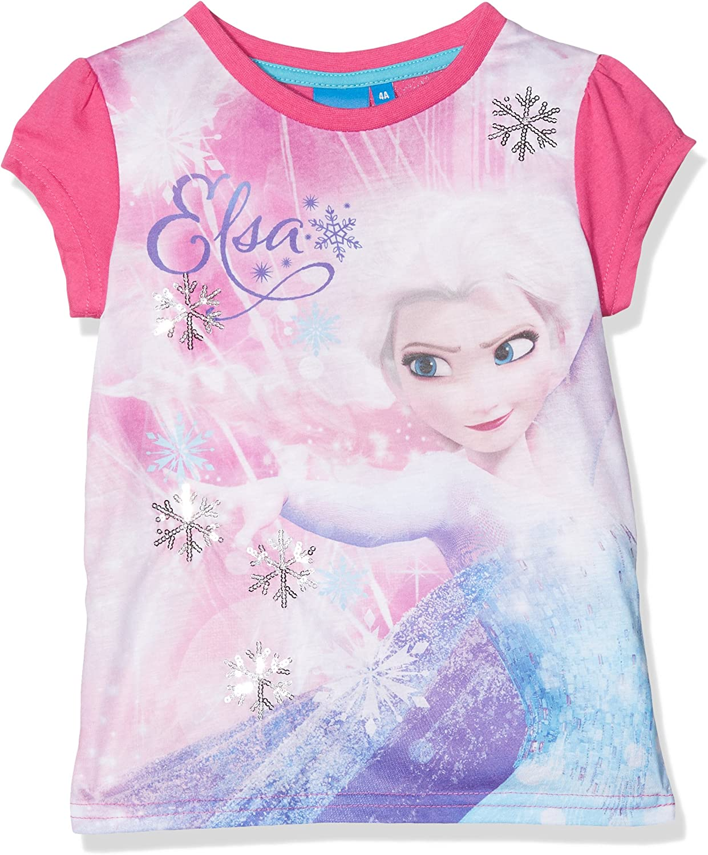 Maglietta Bambina Hasbro Frozen Ice Magic