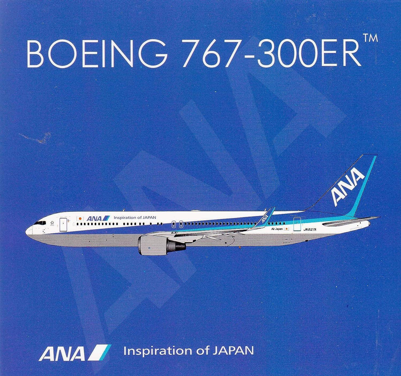 最新な フェニックス 767-300ER モデル Boeing PHX04213 1:400 ANA Boeing モデル 767-300ER REG #JA627A (塗装済み/組み立て済み) B07LC6SK89, イトウシ:1ca9092b --- wap.milksoft.com.br