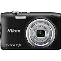 Nikon Coolpix A100 Digital Camera Black (Australian Warranty)
