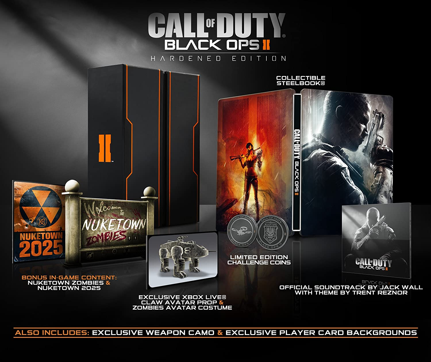Call of Duty: Black Ops II - Hardened Edition (Xbox 360