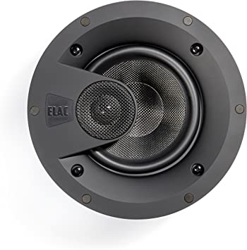 Amazon Com Elac Debut Ic D61 W Custom In Ceiling Speaker Ea Electronics