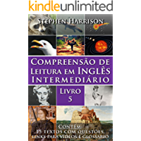 Compreensão de Leitura em Inglês Intermediário – Livro 5 (COM ÁUDIO)