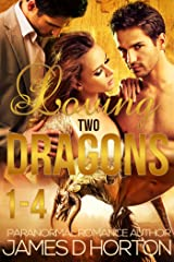 Loving Two Dragons (Parts 1-4): BBW Paranormal Romance (The Awakening Cycle) Kindle Edition