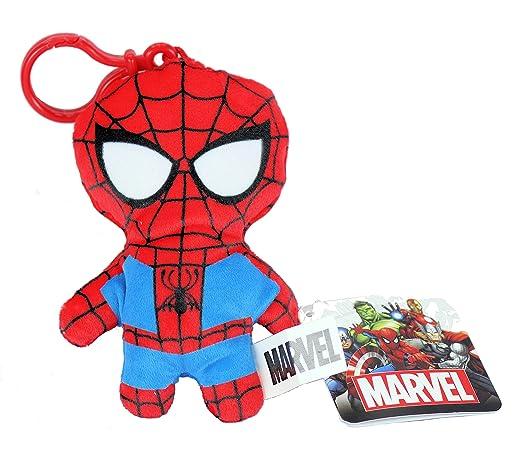 Llavero de peluche suave de superhéroes de Marvel, Los ...