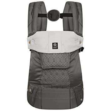 47b5e2d706b LÍLLÉbaby The Complete Embossed Luxe SIX-Position 360° Ergonomic Baby   Child  Carrier
