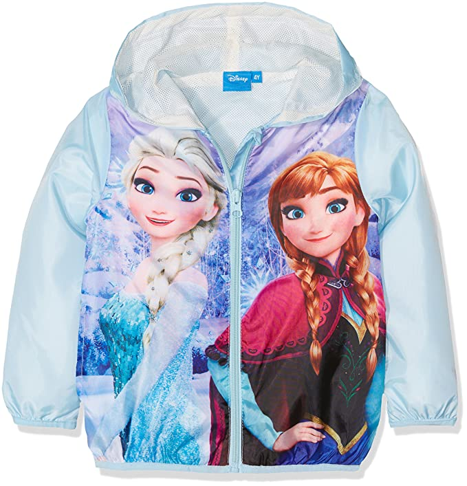 2 opinioni per Disney Frozen Beautiful Frozen, Giubbotto Bambina, Blue, 5-6 Anni