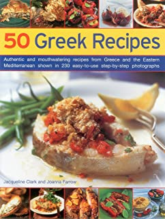 The traditional greek cookery book 222 recipes amazon 50 greek recipes authentic and mouthwatering recipes from greece and the eastern mediterranean shown in forumfinder Choice Image