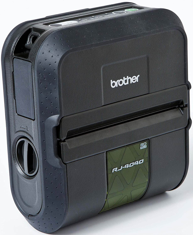 Brother RJ4040 - Impresora portátil de Etiquetas y Tickets de ...